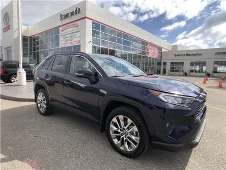 2019 Toyota RAV4 XLE (Stk: ST0002) in Calgary - Image 1 of 25