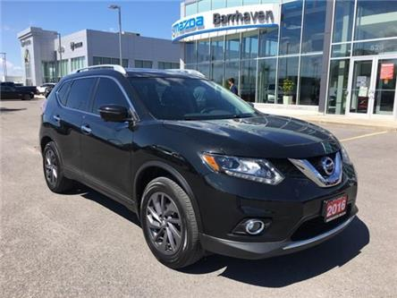 2016 Nissan Rogue  (Stk: 2552A) in Ottawa - Image 1 of 20