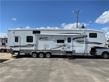 2007 Keystone RAPT 39 FT TRIDEM FIFTH WHEEL  (Stk: WB0009) in Fort Saskatchewan - Image 1 of 50