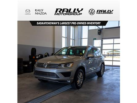 2016 Volkswagen Touareg  (Stk: 19116A) in Prince Albert - Image 1 of 20