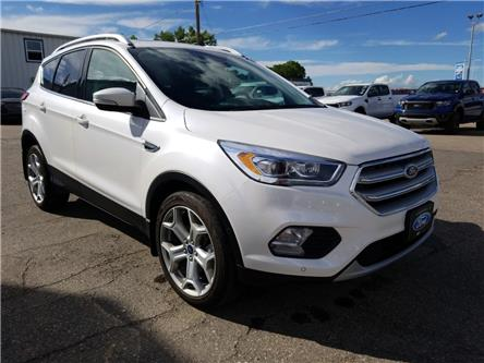 2018 Ford Escape Titanium (Stk: 20U126) in Wilkie - Image 1 of 21