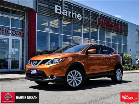 2017 Nissan Qashqai SV (Stk: 20092A) in Barrie - Image 1 of 26