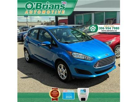 2016 Ford Fiesta SE (Stk: 13548A) in Saskatoon - Image 1 of 21