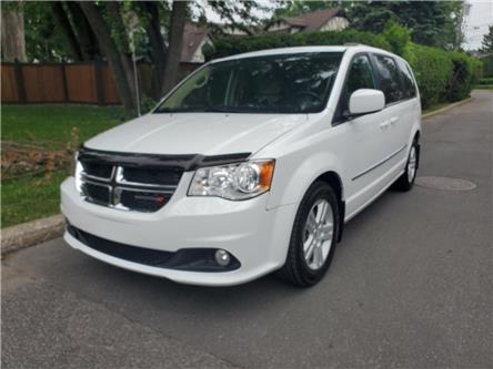 2014 Dodge Grand Caravan Crew (Stk: R368700) in Montréal - Image 1 of 15