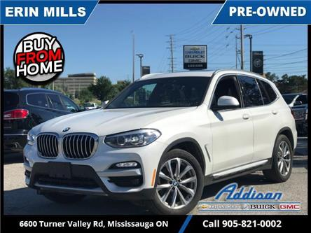 2019 BMW X3 xDrive30i (Stk: UM94802) in Mississauga - Image 1 of 23
