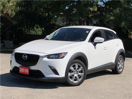 2016 Mazda CX-3 GX | AWD | BACKUP CAM |LOW KM!! (Stk: 5690) in Stoney Creek - Image 1 of 20