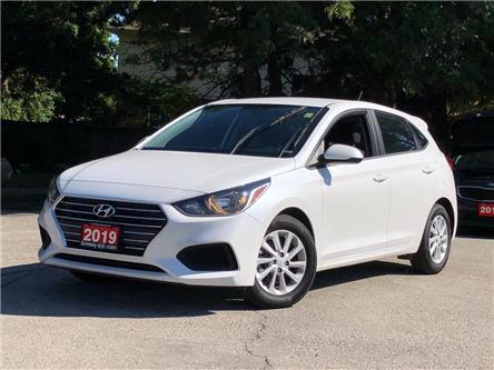 2019 Hyundai Accent Preferred| BLUETOOTH |HEATED SEATS |BACK UP CAM (Stk: 062711) in Stoney Creek - Image 1 of 19