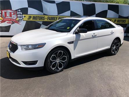 2015 Ford Taurus SHO (Stk: 49562) in Burlington - Image 1 of 24