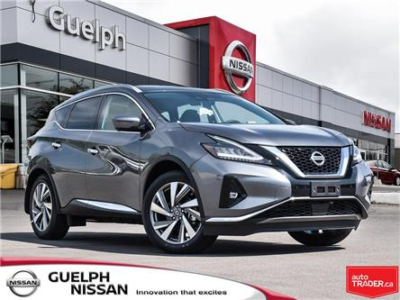 2020 Nissan Murano SL (Stk: N20647) in Guelph - Image 1 of 27