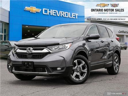 2017 Honda CR-V EX-L (Stk: 135832A) in Oshawa - Image 1 of 36