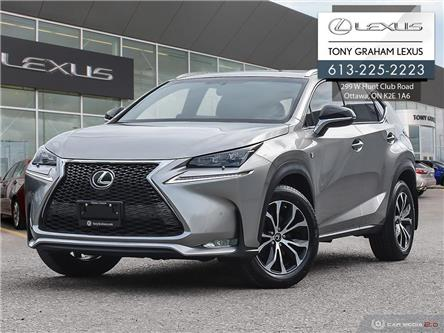 2017 Lexus NX 200t Base (Stk: Y3737) in Ottawa - Image 1 of 30