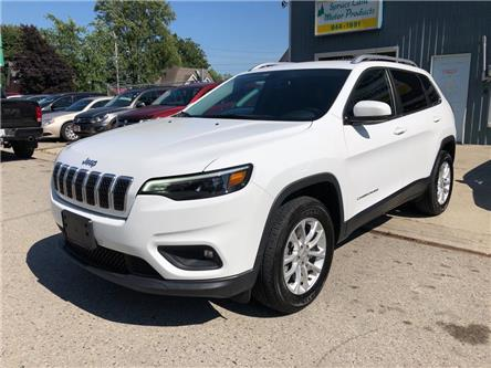2019 Jeep Cherokee North (Stk: 52986) in Belmont - Image 1 of 21