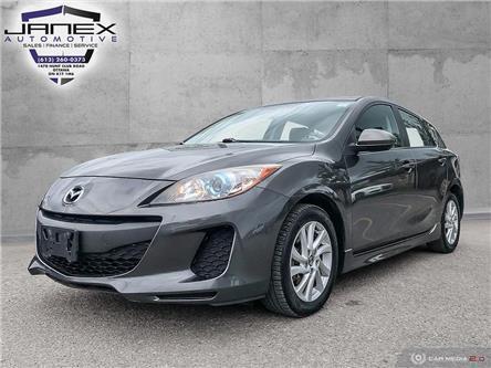 2013 Mazda Mazda3 Sport GT (Stk: 20204) in Ottawa - Image 1 of 28