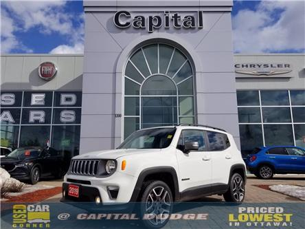 2019 Jeep Renegade Limited (Stk: P2900) in Kanata - Image 1 of 28