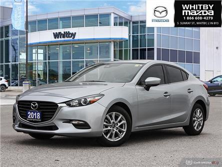2018 Mazda Mazda3 GS (Stk: P17613) in Whitby - Image 1 of 27