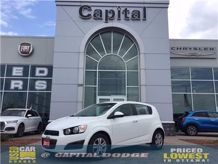 2012 Chevrolet Sonic LT (Stk: P2823A) in Kanata - Image 1 of 20