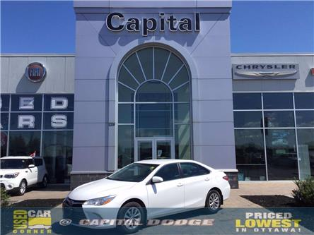 2015 Toyota Camry  (Stk: P2872A) in Kanata - Image 1 of 21