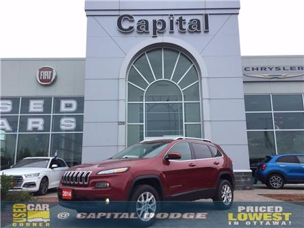 2014 Jeep Cherokee North (Stk: L00207A) in Kanata - Image 1 of 26