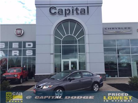 2015 Honda Civic LX (Stk: P2921) in Kanata - Image 1 of 22