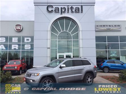 2019 Jeep Grand Cherokee Limited (Stk: P2871) in Kanata - Image 1 of 28