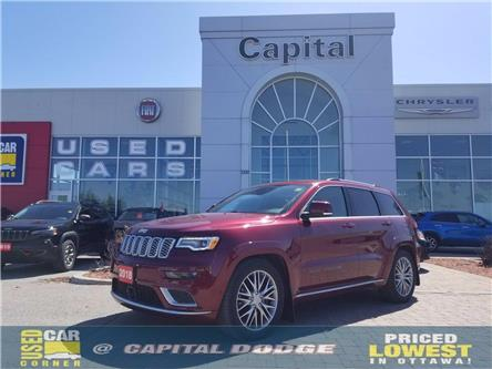 2018 Jeep Grand Cherokee Summit (Stk: L00051A) in Kanata - Image 1 of 30