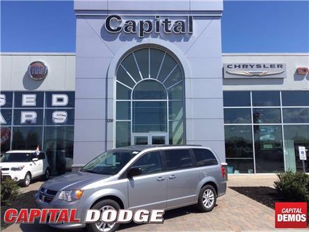 2018 Dodge Grand Caravan CVP/SXT (Stk: J00694) in Kanata - Image 1 of 19