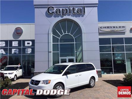 2018 Dodge Grand Caravan CVP/SXT (Stk: J00644) in Kanata - Image 1 of 17