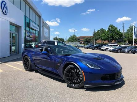 2017 Chevrolet Corvette Grand Sport (Stk: 96746A) in Toronto - Image 1 of 15