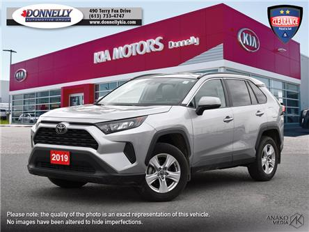2019 Toyota RAV4 LE (Stk: KUR2412) in Kanata - Image 1 of 28