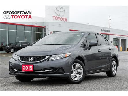 2015 Honda Civic LX (Stk: 15-023808GT) in Georgetown - Image 1 of 19