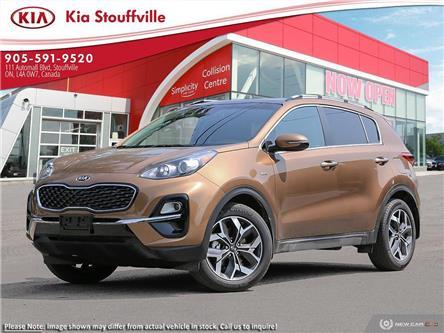 2020 Kia Sportage  (Stk: 20288) in Stouffville - Image 1 of 22