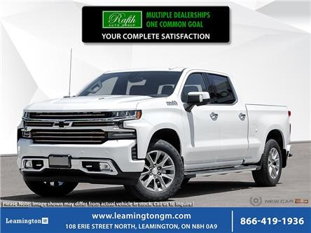 2020 Chevrolet Silverado 1500 High Country (Stk: 20-477) in Leamington - Image 1 of 23