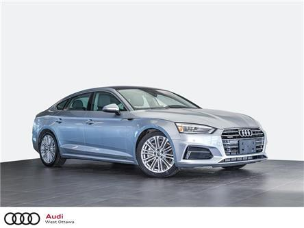 2019 Audi A5 45 Progressiv (Stk: 91990) in Nepean - Image 1 of 21