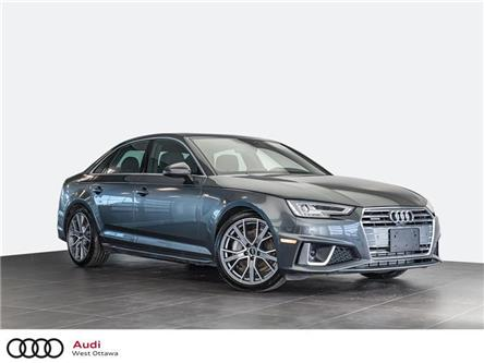 2019 Audi A4 45 Progressiv (Stk: 92192) in Nepean - Image 1 of 21