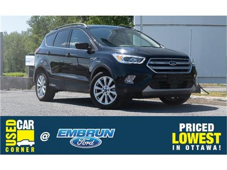 2019 Ford Escape SEL (Stk: U2059) in Embrun - Image 1 of 21