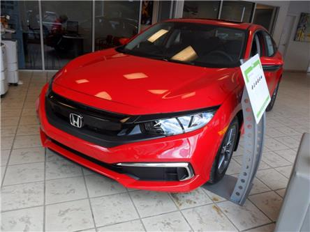 2020 Honda Civic EX (Stk: 10950) in Brockville - Image 1 of 27