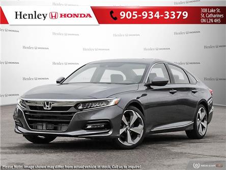 2020 Honda Accord Touring 1.5T (Stk: H18924) in St. Catharines - Image 1 of 23