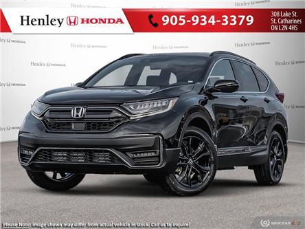 2020 Honda CR-V Black Edition (Stk: H18802) in St. Catharines - Image 1 of 23