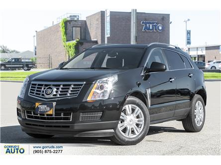 2016 Cadillac SRX Luxury Collection (Stk: 578650) in Milton - Image 1 of 21