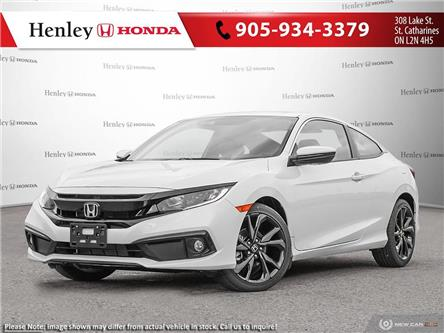 2020 Honda Civic Sport (Stk: H18827) in St. Catharines - Image 1 of 23