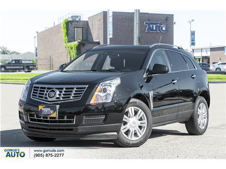 2016 Cadillac SRX Luxury Collection (Stk: 581211) in Milton - Image 1 of 21