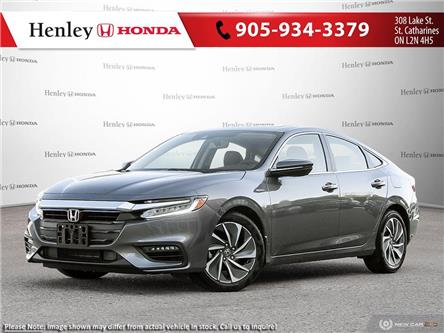 2020 Honda Insight Touring (Stk: H18596) in St. Catharines - Image 1 of 23