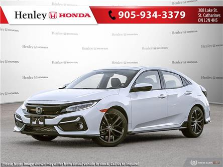 2020 Honda Civic Sport Touring (Stk: H19005) in St. Catharines - Image 1 of 23