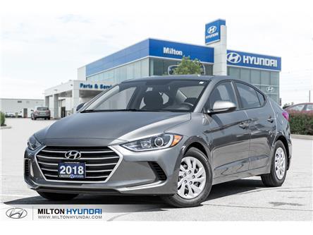 2018 Hyundai Elantra LE (Stk: 289532) in Milton - Image 1 of 18