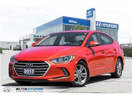 2017 Hyundai Elantra GL (Stk: 123195A) in Milton - Image 1 of 18