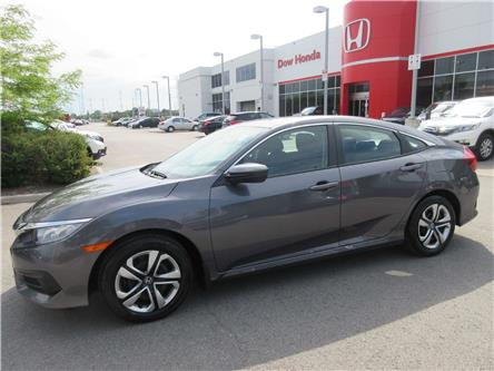 2017 Honda Civic LX (Stk: 28604L) in Ottawa - Image 1 of 17