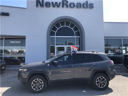 2020 Jeep Cherokee Trailhawk (Stk: 24902P) in Newmarket - Image 1 of 11