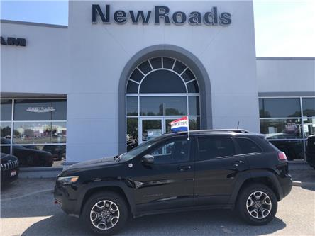 2020 Jeep Cherokee Trailhawk (Stk: 24903P) in Newmarket - Image 1 of 11
