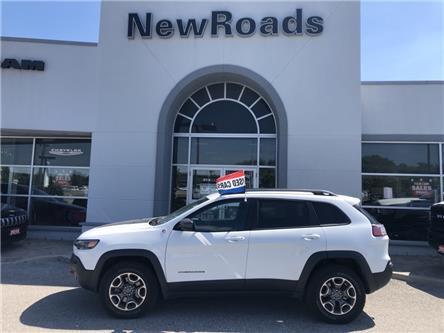 2020 Jeep Cherokee Trailhawk (Stk: 24901P) in Newmarket - Image 1 of 12