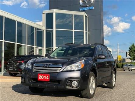 2014 Subaru Outback 2.5i Convenience Package (Stk: 211281) in Gloucester - Image 1 of 20